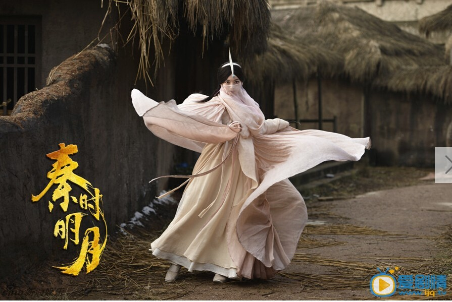 刘诗诗拒演秦时明月?刘诗诗为什么没有出演秦时明月?