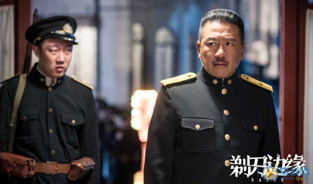 丁勇岱个人资料简介 丁勇岱参演电视剧剃刀边缘分集剧情 剧照