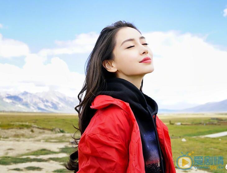 创业时代杀青 Angelababy曝九宫格美照庆祝