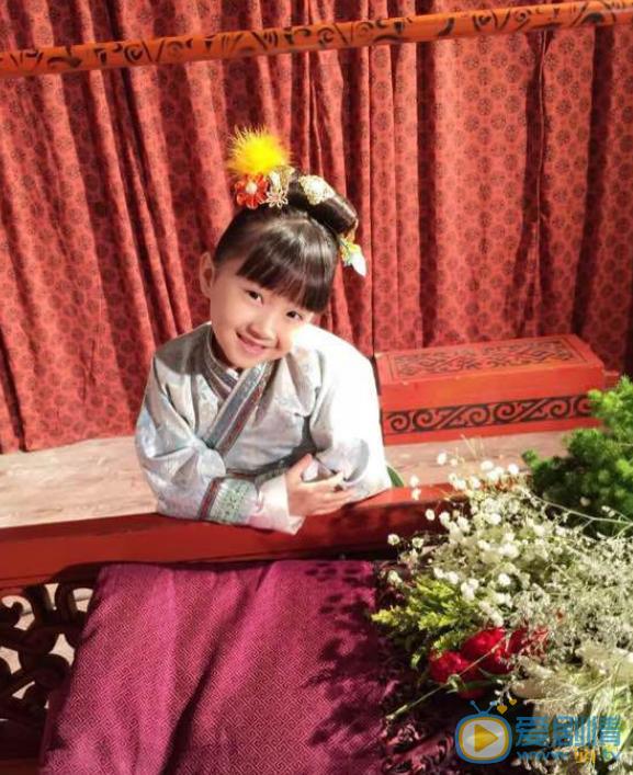 李妮妮演艺经历 李妮妮《芈月传》剧照  李妮妮古装剧照